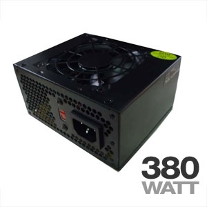 Diablotek PHD380M 380-Watt MATX Power Supply