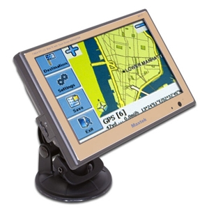 Maxtek MNT-7T GPS Navigation System