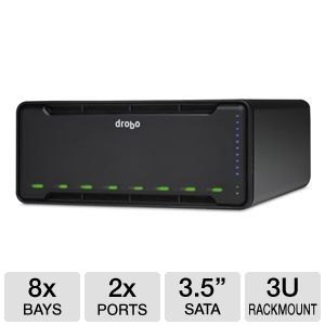 Drobo Network Attached Storage