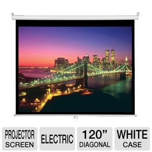 "AccuScreen 120"" Projector Screen"
