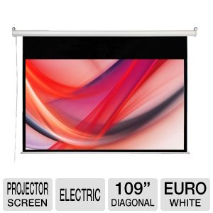 Accuscreen 800063 Electric Projection Screen