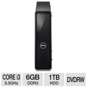 Dell Inspiron 620 Core i3 Desktop PC