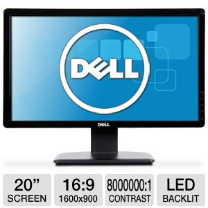 "Dell IN2030M 20"" Class Widescreen LED Monitor"