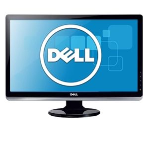 "Dell ST2220L 22"" Class Widescreen LED HD Mo REFURB"