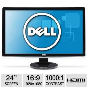 "Dell ST2421L 24"" Class Widescreen LED Monitor"