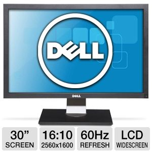 "Dell U3011 30"" Class Widescreen LCD HD Monitor"