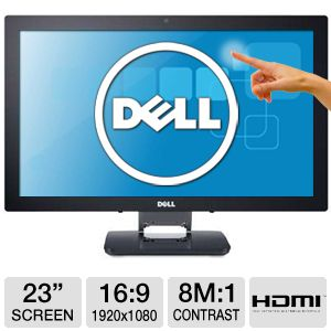 Dell 23&quot; Class Multi-Touch LED Monitor 