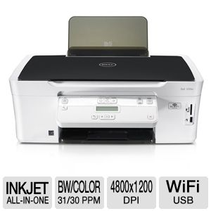 Dell V313W Wireless All-in-One InkJet Printer