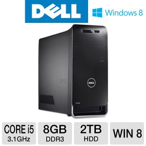 DELL XPS 8500 Desktop PC REFURB