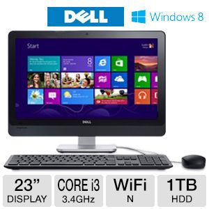 DELL Inspiron One Core i3 1TB HDD All-In-One PC