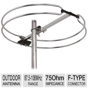 Digiwave Superior HD FM Outdoor Antenna