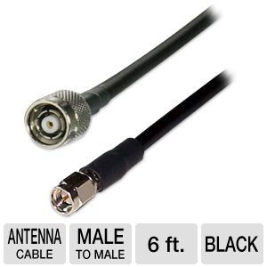 Turmode 6ft Wifi Antenna Cable