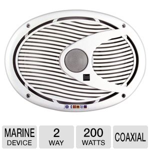 Dual DMS692 Poly Marine Speakers