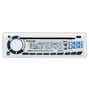 Dual MXDM70 In-Dash Head Unit Marine Stereo