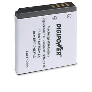Digipower BP-PNCF10 Rechargeable Li-Ion Battery