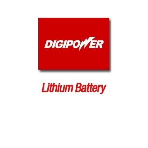 Digipower 123 Lithium Battery