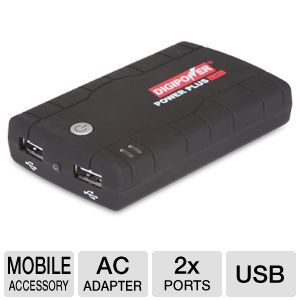 Digipower JS-DUAL 2 In 1 Battery and AC Adapter 