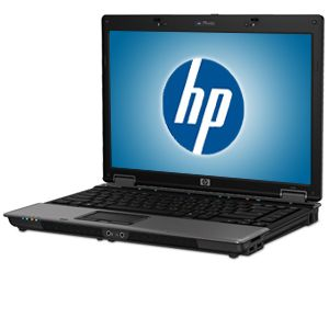 "HP Compaq 14.1"" Core 2 Duo 160GB HDD Notebook"