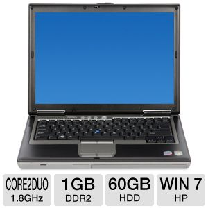 Dell Latitude D630 14.1&quot; Core 2 Duo 60GB Notebook