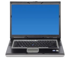 "Dell Latitude D830 15.4"" Core 2 Duo 60GB Notebook"