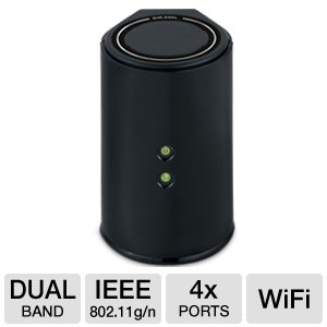 D-Link Dual-Band Gigabit Cloud Router