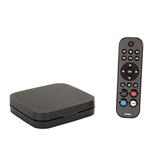 D-Link DSM-312 MovieNite Streaming Media Player