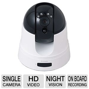 D-Link Cloud Camera 5000 Pan/Tilt Network Camera