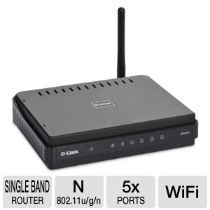 D-Link Wireless-N Home Router