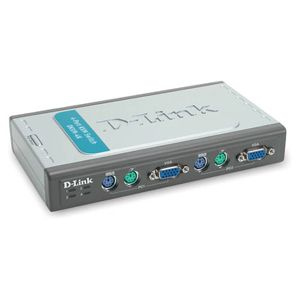 D-Link DKVM-4K KVM Switch