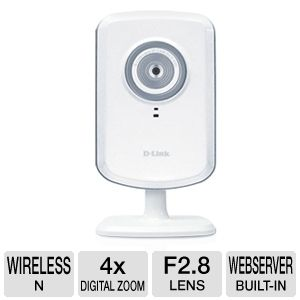 D-Link Network Camera