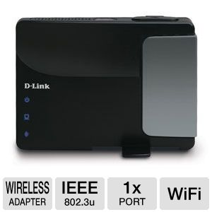 D-Link Wireless-N Pocket Router & Access Point