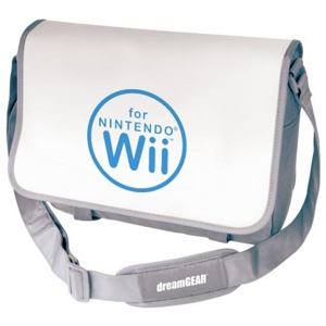 Dreamgear DGWII-1030 Game Bag For Wii