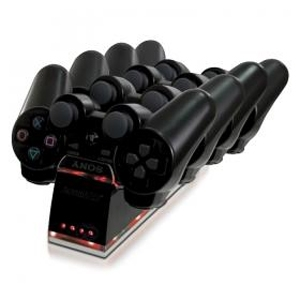 Dreamgear DGPS3-1339 PS3 Quad Dock
