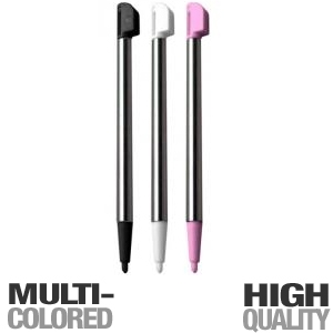 Dreamgear DGDSL-052 Multi Color Stylus Pack