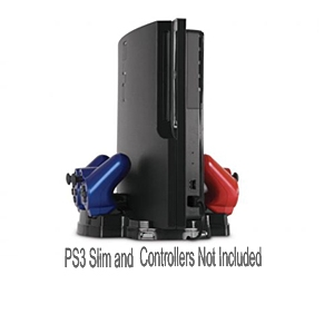 Dreamgear PS3 Slim Dual Charger Dock