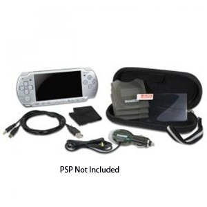 Dreamgear DGPSPS-1808 PSP/PSP Slim 9-in-1 Pack
