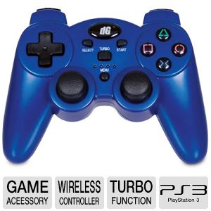 Dreamgear DGPS3-1384 PS3 Wireless Controller