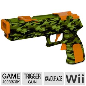 Dreamgear Wii MotionPlus Trigger Light Gun