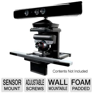 DreamGear TriMount 3-in-1 TV Accessory Mount
