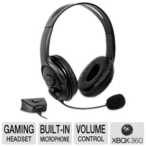 Dreamgear DG360-1707 X-Talk Gaming Headset