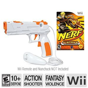 Dreamgear Quick Shot Plus Bundle for Nintendo Wii