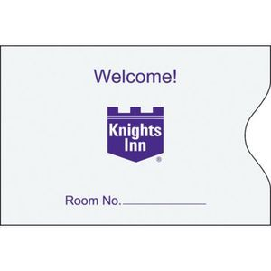 "Knights Inn Key Card Envelope ""Box Of 500"" (Pack o"