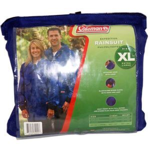 Coleman XL Expedition Rainsuit