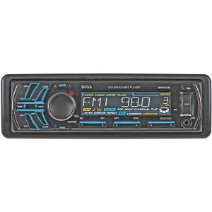 SINGLE-DIN IN-DASH CD RECEIVER