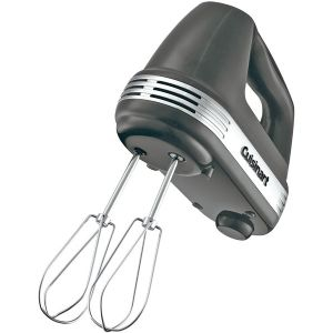 Power Advantage 5 Speed Hand Mixer Black