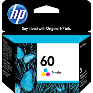 HP 60 Tri-Color US Ink Cartridge REFURB