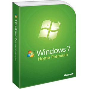 Microsoft Windows 7 Home Premium - UPGRD DVD