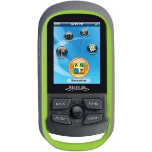 EXPLORIST(R) GC GEOCACHING HANDHELD GPS