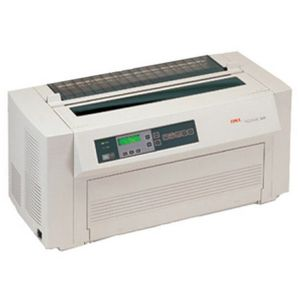 OKI Pacemark 4410/n Printer B/W Dot Matrix