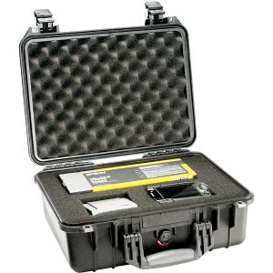 Pelican 1450 Case w/Foam - Black